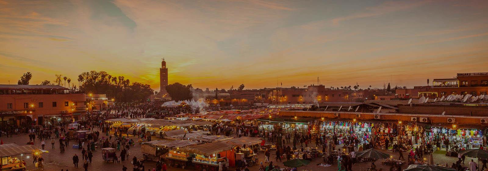 摩洛哥风情游2018年下半年开团信息